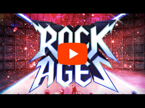 Rock of Ages on Tour in the UK Teaser 2018